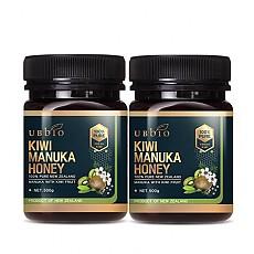 [유비바이오] 뉴질랜드 키위 마누카 꿀 500g  2개