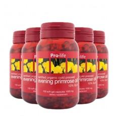 [프로라이프] EPO-고함량 감마리놀렌산(달맞이꽃종자유) - 여성갱년기 200캡슐 6개