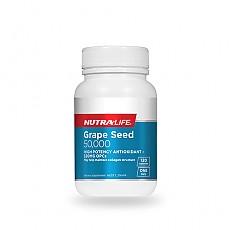 [뉴트라라이프] 포도씨추출물 50000mg 120캡슐 1개