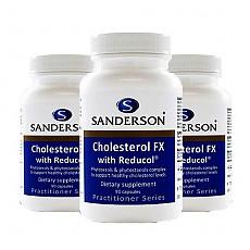 [샌더슨] 콜레스테롤 FX(혈행개선) 90정 3개
