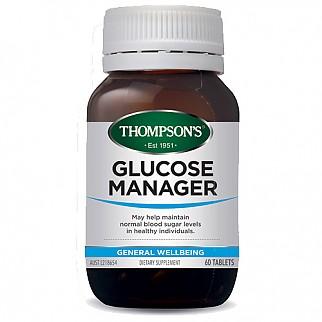 [톰슨] 글루코매니저 (혈당 조절) 60캡슐 1개