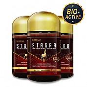 [그리니아] 스테그라 / 뉴질랜드 숫사슴 녹혈 120캡슐 3개