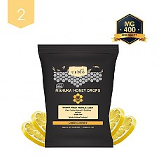 *10월 할인* [유비바이오] 마누카 로젠지 레몬 300g 2봉
