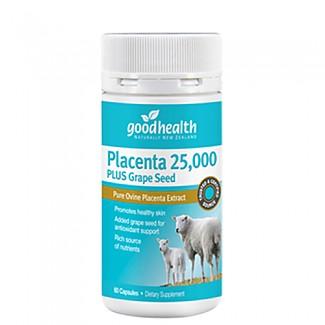 [굿헬스] 플라센타 25000mg (양/태반캡슐) 60캡슐 1개