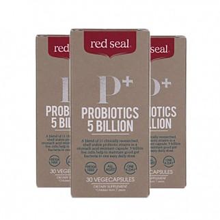 [레드실] 프로바이오틱스(유산균) 5 BILLION 30베지캡슐 3개