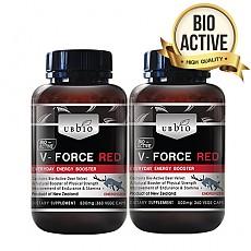 [유비바이오]V-Force 브이포스 레드(녹용,녹혈) 500mg 360tab 2개
