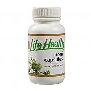 [라이프 헬스] 유기농 노니 분말 100% 450mg 90캡슐 1개