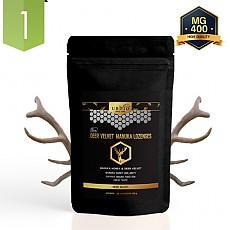 *신제품 특가* [유비바이오] 뉴질랜드 녹용 캔디 90g 15개 1봉