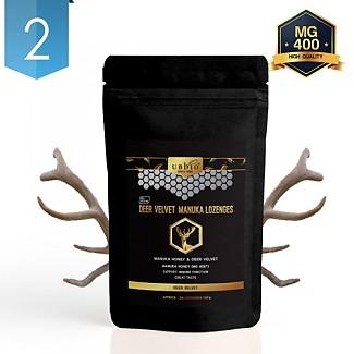 [유비바이오] 뉴질랜드 녹용 캔디 90g 15개 2봉