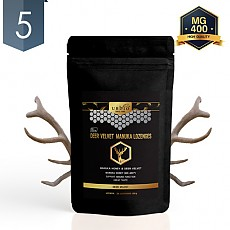 *신제품 특가* [유비바이오] 뉴질랜드 녹용 캔디 90g 15개 5봉