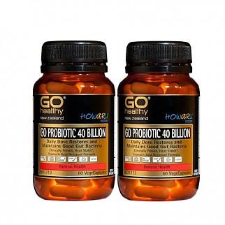 [고헬시] 프로바이오틱 400억 60 베지캡슐 2개(유산균)