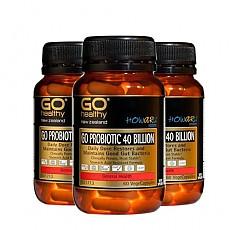 [고헬시] 프로바이오틱 400억 60 베지캡슐 3개(유산균)
