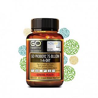 [고헬시] 프로바이오틱 750억 60 베지캡슐 1개(유산균)