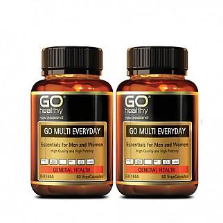 [고헬씨] 멀티 에브리데이 120 베지캡슐 2개 (멀티비타민)