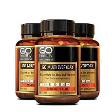 [고헬시] 멀티 에브리데이 120 베지캡슐 3개 (멀티비타민)