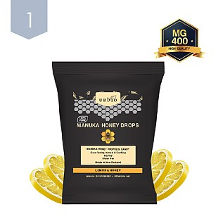 *10월 할인* [유비바이오] 마누카 로젠지 레몬 150g 1봉