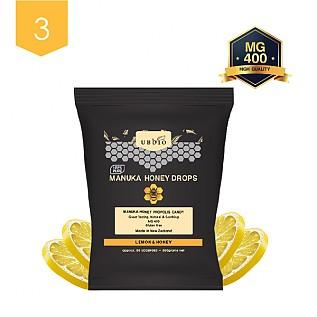 *10월 할인* [유비바이오] 마누카 로젠지 레몬 150g 3봉