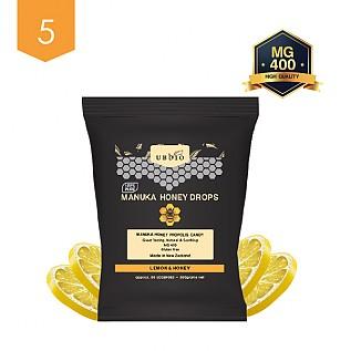 *10월 할인* [유비바이오] 마누카 로젠지 레몬 300g 5봉