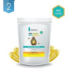 [그리니아] 마누카 키즈 로젠지 레몬 150G 25개 2봉