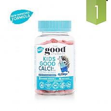 [더굿비타민] 키즈 굿 칼슘+비타민D 90s 1개