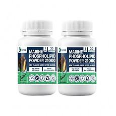 [코루레]초록입홍합 파우더 21000 30캡슐 2개